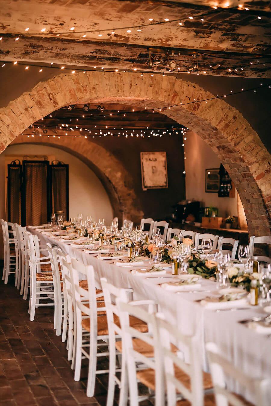 matrimonio in taverna