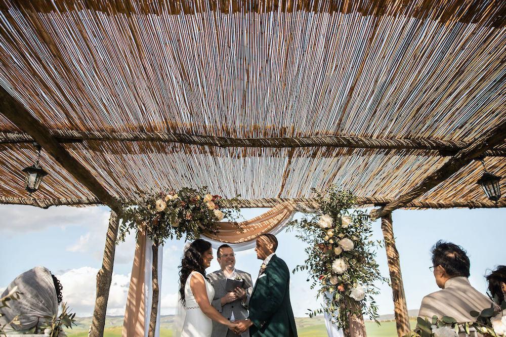 cerimonia nuziale civile