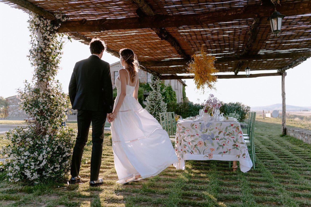 shooting fotografico matrimonio